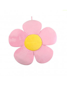 0-3T Newborn Baby Toddler Bathtub Baby Boys Girls Foldable Soft Flower Petal Shape Bathtub Pad Support Cushion Mat