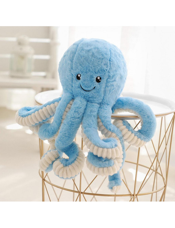 TureClos Cute Octopus Plush Toys Animal Dolls Stuffed Toys Plush Sea Animal Toys Children Baby Gifts