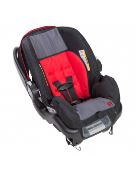 Baby Trend Ally 35 Infant Car Seat-Optic Red
