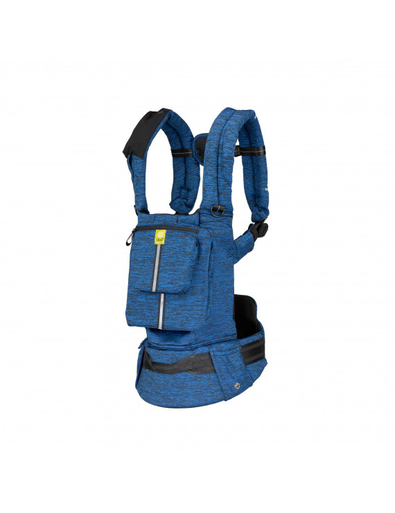 LILLEbaby Pursuit Pro Baby Carrier, Heathered Sapphire