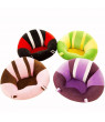 Baby Support Seat Infants Learning to Sit Chair Sofa Cushion Plush Soft Comfortable for 4-11 Months