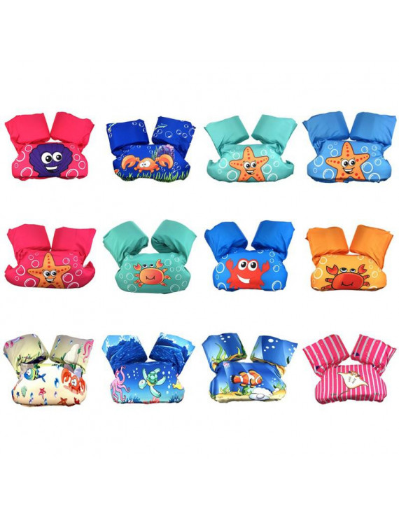 Novelty Children Life Vest Jackets Kids Water Sports Life Jacket Baby Learn Swimming Floats