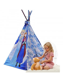 Disney's Frozen Kids Indoor Teepee Play Tent, 1 Each