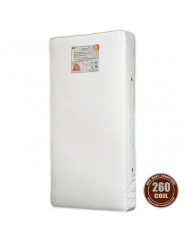 Athena 260 Coil Crib and Toddler Bed Mattress