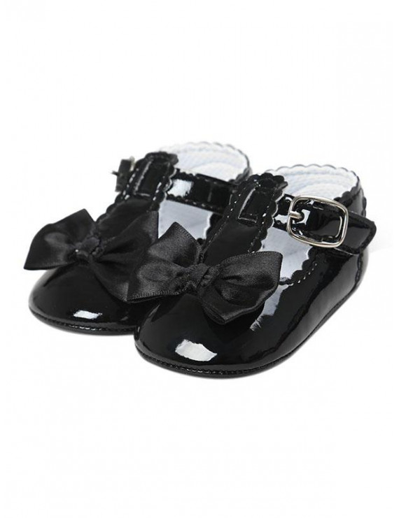Baby Toddler Anti-Slip Bow-knot Shoes
