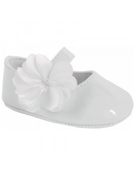 Baby Deer, Linley Infant Patent Soft Sole Maryjane (Infant Girls)