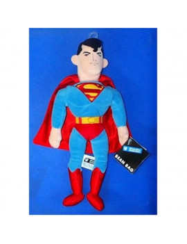 "superman bean bag 10"" plush doll"