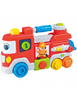 Learning Years Baby Light N Sound Fire Engine