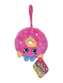 Shopkins Clip On Plush D'lish Donut