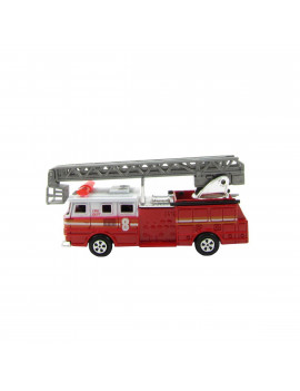 1:87 Scale HO Gauge Fire Engine Truck Model Train Accessory Toy Pencil Sharpener