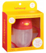 Lollaland Lollacup Happy Orange Innovative Straw Sippy Cup