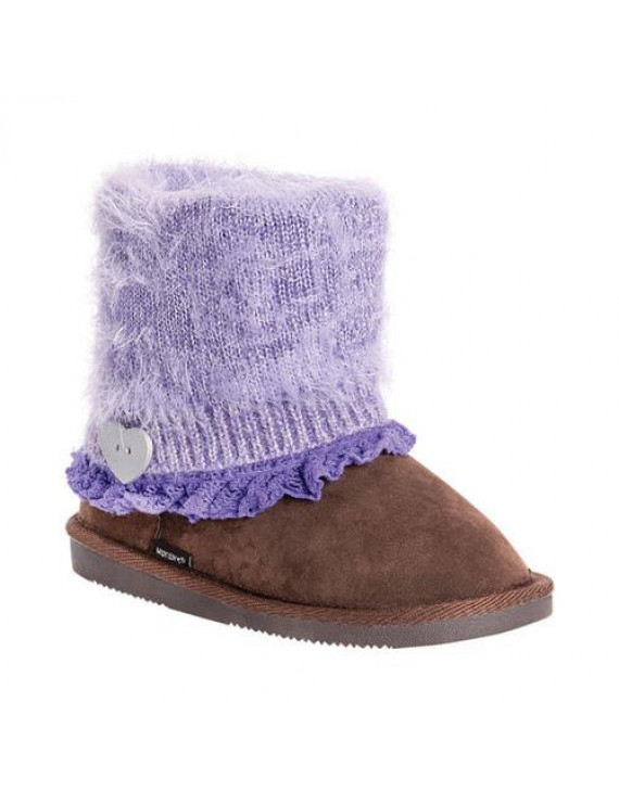 Girls' MUK LUKS Patti Boot