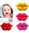 Ardorlove Baby Smoothie Cute Orthodontic Pacifiers Designed With Adorable Kiss Lips