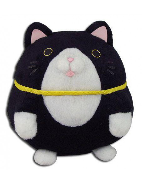 Plush - Great Eastern - Chubby Cat White Soft Doll Toys ge52330
