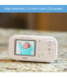 "VTech VM2251 2.4"" Digital Video Baby Monitor with Full-Color and Automatic Night Vision"