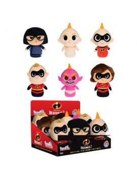 Funko Plush: Incredibles 2 - Mrs. Incredible