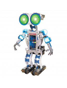 Meccano by Erector, Meccanoid 2.0 Robot-Building Kit STEM Engineering Education Toy