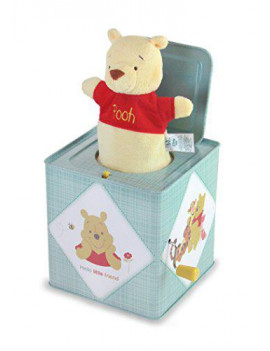 Disney Winnie the Pooh Jack-in-the-Box Instrument