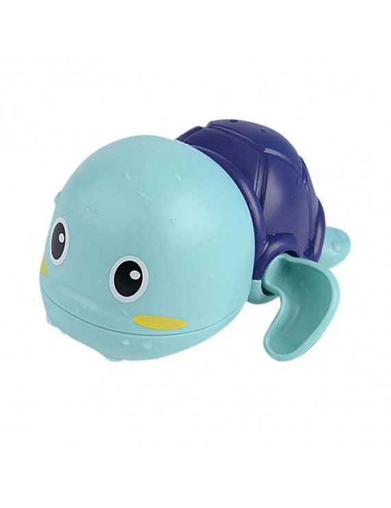snorda New Baby Bath Swimming Bath Pool Toy Cute Wind Up Turtle Animal Bath Toys