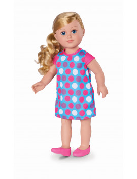 """My Life As 18"""" Poseable Everyday Doll, Blonde Hair"""