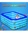 Portable Swimming Pool Inflatable Baby Swimming Pool Outdoor Children Basin Kid Bathtub