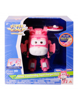 Auldey Toys - Deluxe Transforming Supercharged Dizzy