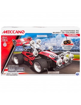 Meccano by Erector, Autocross RC Model Building Kit
