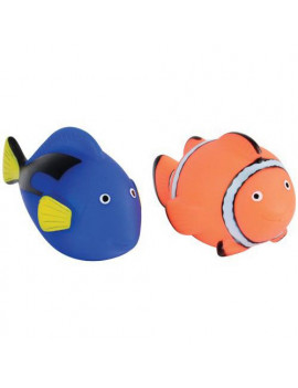 (Price/Dozen)US TOY 4511 Coral Reef Fish Squirt Toys
