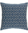 Solid Bold II 18 x 18 x 0.25 Pillow Cover