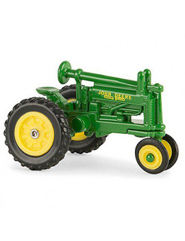 1/64 John Deere Unstyled Model A Tractor Toy by Ertl - LP64352