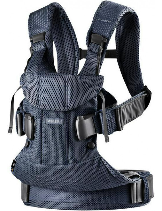 Baby Carrier One Air (Navy Mesh)