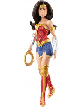 Wonder Woman 1984 Wonder Woman Doll (~12-in) with Superhero Fashion and Accessories
