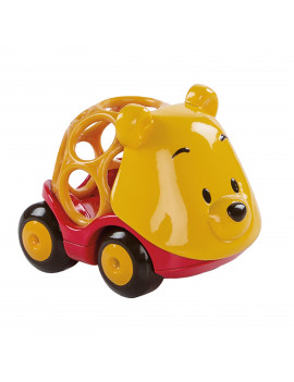Bright Starts Disney Baby Go Grippers Collection Push Cars - Winnie the Pooh & Friends, Ages 12 months +