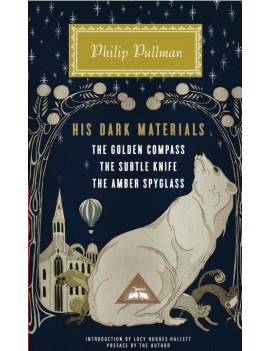 His Dark Materials: The Golden Compass, the Subtle Knife, the Amber Spyglass (Hardcover)