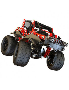 Erector Evolution 4x4 Vehicle Building Set